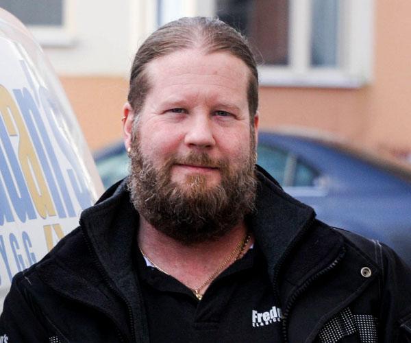 Fredrik Hall